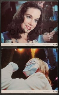 3k018 PHANTOM OF THE PARADISE 9 color 11x14 stills 1974 Brian De Palma, Williams, wacky numbering!