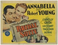4a020 BRIDAL SUITE TC 1939 Billie Burke, Walter Connolly, Reginald Owen & jilted bride Annabella!