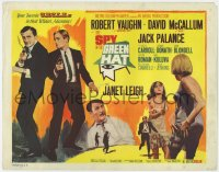 4a160 SPY IN THE GREEN HAT int'l TC 1966 Robert Vaughn & David McCallum, The Man from UNCLE!