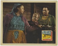 4a876 TALES OF MANHATTAN LC 1942 Eddie Rochester Anderson between Paul Robeson & Ethel Waters!
