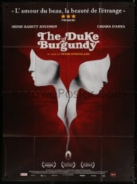 4b826 DUKE OF BURGUNDY French 1p 2015 Peter Strickland, cool lesbian romance artwork!