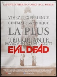 4b832 EVIL DEAD French 1p 2013 a new vision from the producers of the original classic!