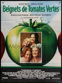 4b847 FRIED GREEN TOMATOES French 1p 1992 Kathy Bates, Jessica Tandy, Mary-Louise Parker, Masterson