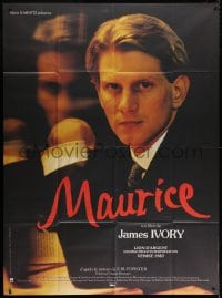 4b897 MAURICE French 1p 1987 gay romance directed by James Ivory, produced by Ismail Merchant!