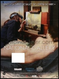 4b909 NATIONAL GALLERY French 1p 2014 documentary about the great museums of the world!