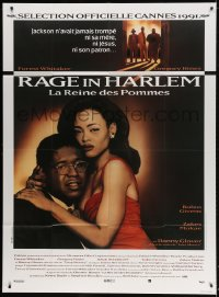 4b926 RAGE IN HARLEM French 1p 1991 Forest Whitaker, Danny Glover, sexy Robin Givens