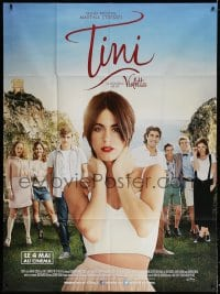 4b974 TINI: THE MOVIE advance French 1p 2016 super sexy Martina Stoessel in the title role!