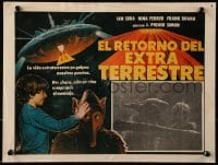 4b195 POD PEOPLE Mexican LC 1983 Juan Piquer Simon's Los Nuevos extraterrestres, E.T. rip-off!