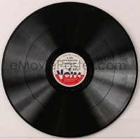4b122 V-DISC record 1946 providing records for United States military during World War II!