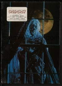 4c018 CREEPSHOW 12 Spanish LCs 1983 George Romero & King's tribute to E.C. Comics, best scenes!