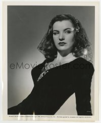 4d323 ELLA RAINES  8.25x10 still 1944 the vivid new movie personality in Enter Arsene Lupin!