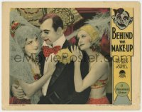 4k204 BEHIND THE MAKE-UP LC 1930 clown Hal Skelly with beautiful women, Dorothy Arzner, rare!