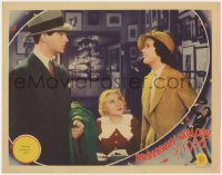 4k210 BROADWAY MELODY OF 1936 LC 1936 Robert Taylor doesn't remember Eleanor Powell, Una Merkel