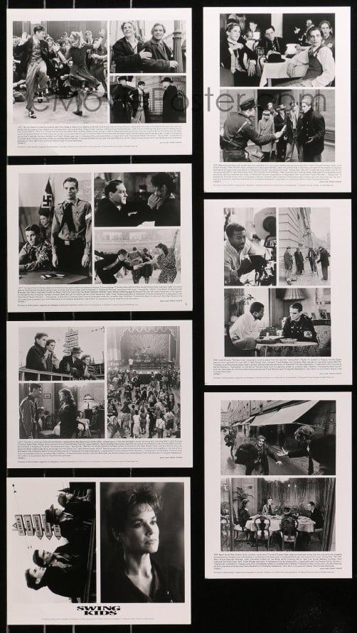 Emovieposter Com 4m729 Swing Kids 7 8x10 Stills 1993 Robert