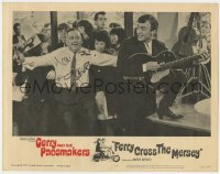 4x036 FERRY CROSS THE MERSEY signed LC #5 1965 by Gerry Marsden of The Pacemakers!