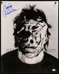4x018 GARY CONWAY signed 16x20 REPRO photo 1980s monster portrait from I Was a Teenage Frankenstein!