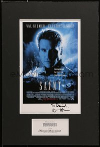 4x009 VAL KILMER signed 8x12 special poster in 12x18 display 1997 ready to hang on your wall!