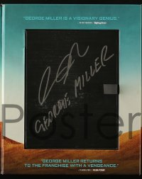 4x070 GEORGE MILLER signed 9x10 DVD box set 2015 Mad Max: Fury Road, includes lots of extras!