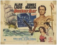 5b015 BOTANY BAY TC 1953 James Mason, Alan Ladd & Patricia Medina in Australia!