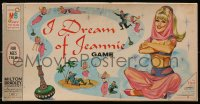 5c059 I DREAM OF JEANNIE board game 1965 Larry Hagman & Barbara Eden without her navel!