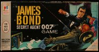 5c060 JAMES BOND board game 1964 Sean Connery in the Secret Agent 007 Game!