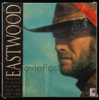 5c020 CLINT EASTWOOD CD-ROM 1995 Dirty Harry, cowboy westerns, computer images, trivia, and more!
