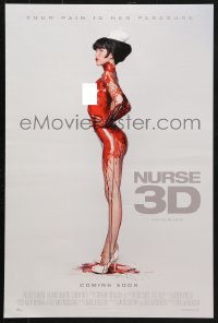 5f037 NURSE 3D advance Dutch 2014 sexy naked & bloody Paz de la Huerta, your pain is her pleasure!