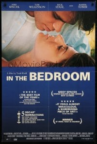 5f028 IN THE BEDROOM Swiss 2002 Sissy Spacek, Nick Stahl, William Mapother, Todd Field directed!