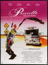 5j045 ADVENTURES OF PRISCILLA QUEEN OF THE DESERT French 1p R2017 Hugo Weaving, different image!