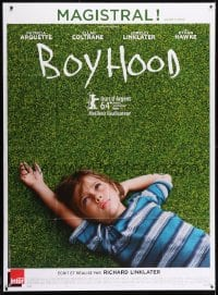 5j169 BOYHOOD French 1p 2014 Richard Linklater's Best Picture & Best Director nominee!