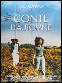 5j243 CONTE D'AUTOMNE French 1p 1998 Eric Rohmer's Conte d'automne, Beatrice Romand, Marie Riviere