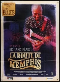 5j760 ROAD TO MEMPHIS French 1p 2003 Richard Pearce's episode of PBS TV's The Blues!