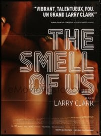 5j822 SMELL OF US French 1p 2014 directed by Larry Clark, super close up of naked bodies embracing!