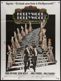 5j874 THAT'S ENTERTAINMENT PART 2 French 1p 1975 Fred Astaire, Gene Kelly & many MGM greats!