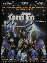 5j879 THIS IS SPINAL TAP French 1p 2000 Rob Reiner rock & roll cult classic, great band portrait!