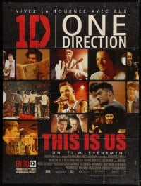 5j880 THIS IS US French 1p 2013 Niall Horan, Zayn Malik, Liam Payne, One Direction!