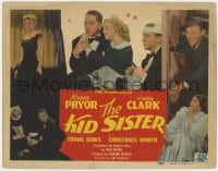 5m164 KID SISTER TC 1945 Roger Prior, Judy Clark, Frank Jenks, Constance Worth