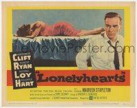 5m183 LONELYHEARTS TC 1959 Montgomery Clift, from Nathaniel West's depressing novel!
