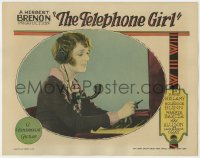 5m743 TELEPHONE GIRL LC 1927 pretty operator Madge Bellamy loves the son of a crime boss!