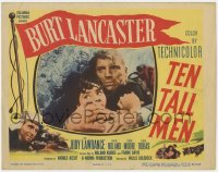 5m746 TEN TALL MEN LC #2 1951 French Foreign Legionnaire Burt Lancaster with Jody Lawrence!