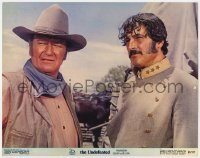 5m798 UNDEFEATED LC 1969 best close portriat of cowboy John Wayne & Rock Hudson!