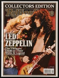 5s528 ROLLING STONE magazine January 31, 2013 Led Zeppelin guide, special collectors edition!