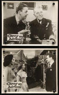6d017 CARRY ON ADMIRAL 2 English FOH LCs 1957 David Tomlinson, Val Guest, The Ship Was Loaded!