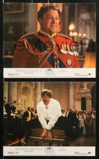 6d049 KING RALPH 8 color English FOH LCs 1991 images of wacky American king John Goodman!