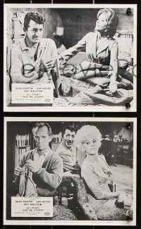 6d003 KISS ME, STUPID 8 English FOH LCs 1965 directed by Billy Wilder, Kim Novak, Dean Martin!