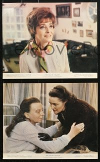6d021 NIGHT DIGGER 14 color English FOH LCs 1971 Patricia Neal, Pamela Brown, Nicholas Clay!