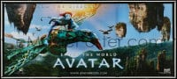 6f011 AVATAR Indian 2009 James Cameron directed, Zoe Saldana, completely different!