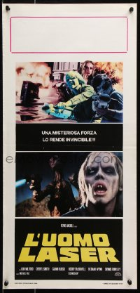 6f911 LASERBLAST Italian locandina 1978 Roddy McDowall, wild completely different images!