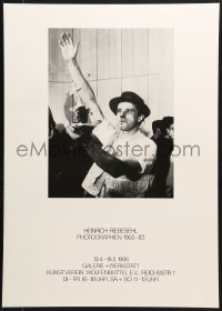 6g221 HEINRICH RIEBESEHL PHOTOGRAPHIEN 1963-83 19x27 German museum/art exhibition 1986 Joseph Beuys!