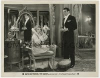 6h242 CRASH 8x10.25 still 1932 George Brent & real life wife Ruth Chatterton in a scene together!